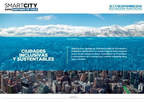 Smartcity Expo Santiago